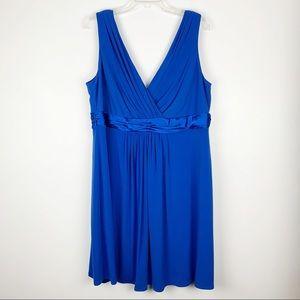 Royal Blue Bridesmaid Dress, David's Bridal